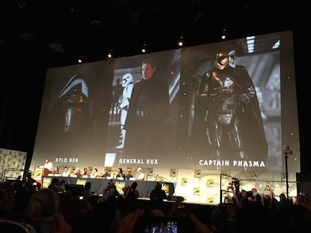'Star Wars' Comic-Con Panel 607 2