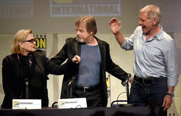 'Star Wars' Comic-Con Panel main 607