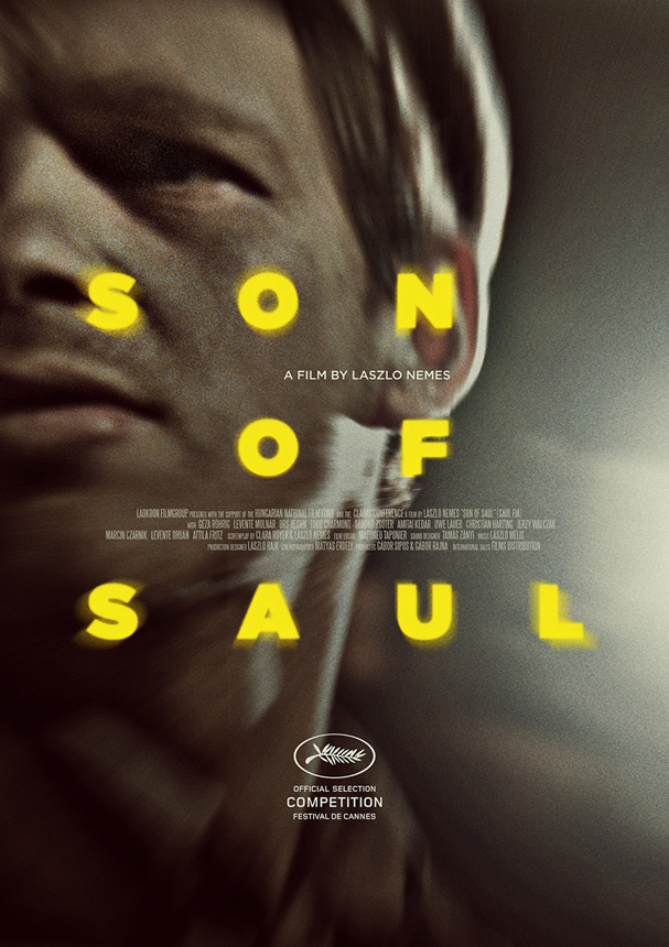 Son Of Saul poster 607