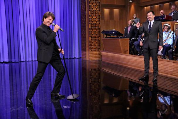 Tom Cruise Lip Sync Battle 607