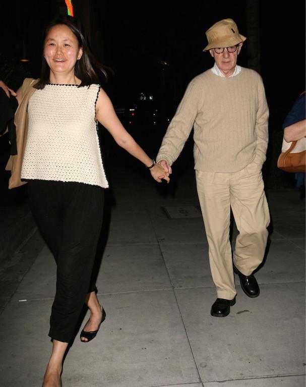 Woody Allen Soon-Yi 607 11