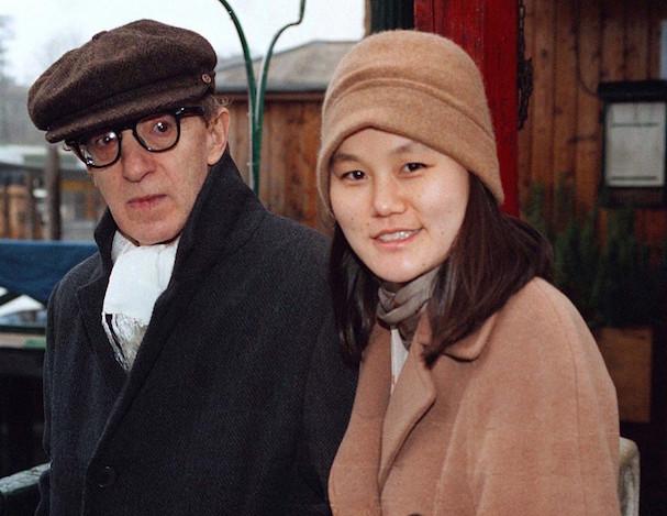 Woody Allen Soon-Yi 607 4