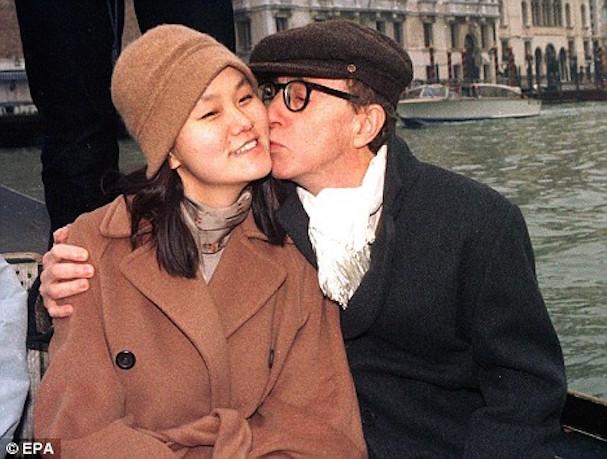 Woody Allen Soon-Yi 607 9