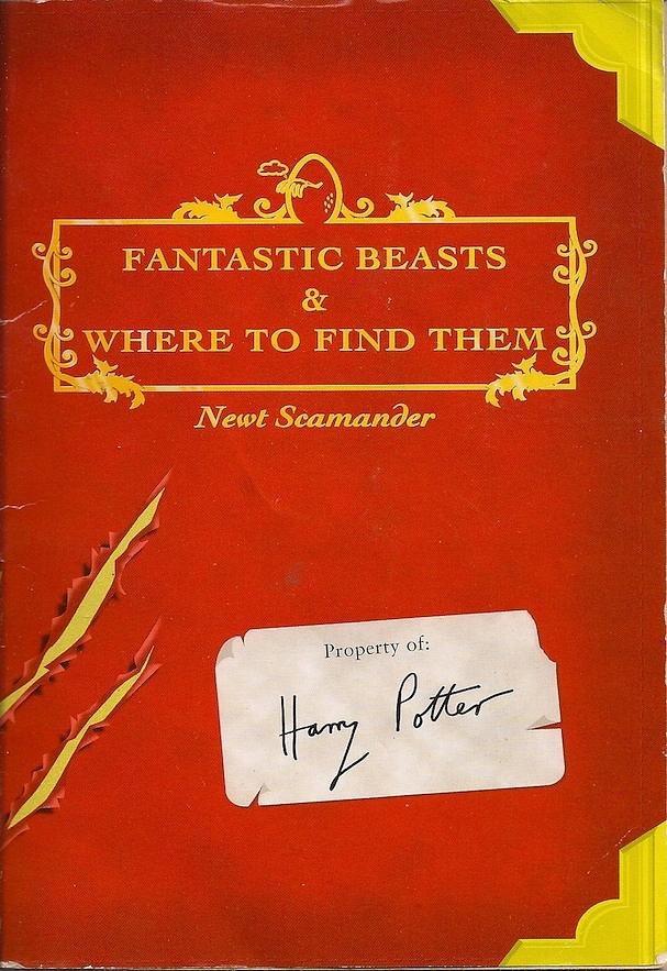 fantastic beasts cover 607