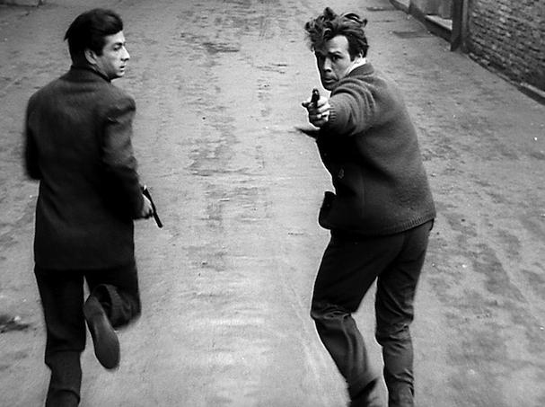 Italian Gangsters 607