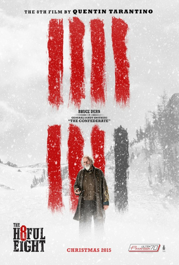 The Hateful Eight Poster 607