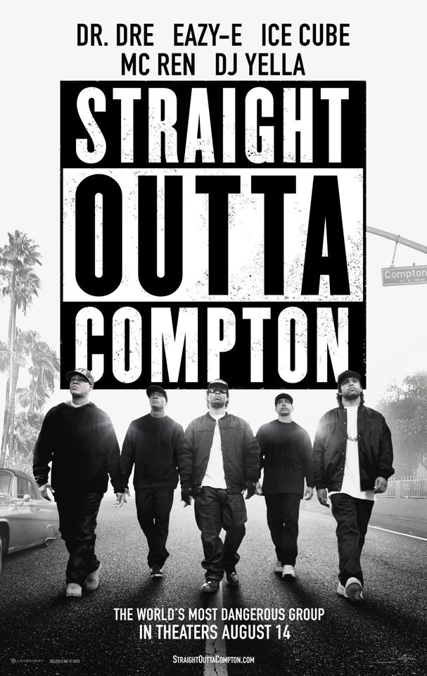 straight outta compton poster 607