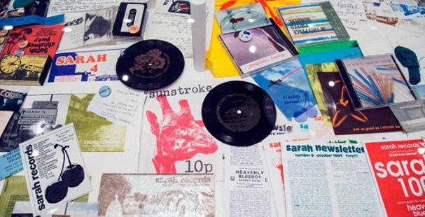 sarah records 607