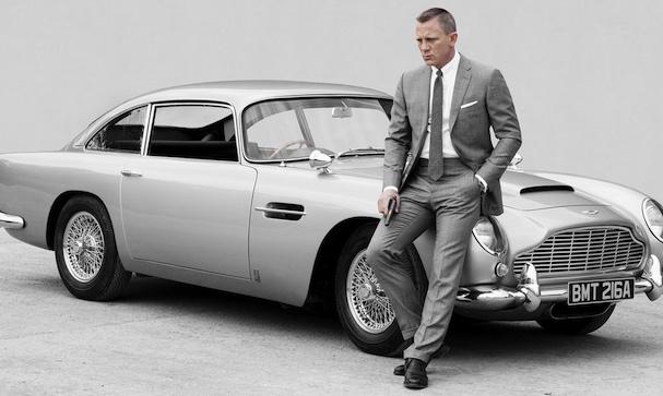 Daniel Craig 607 4