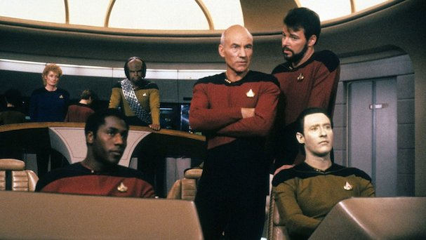 Star Trek: The Next Generation 607