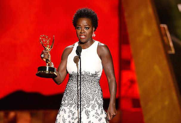 Emmys 2015 Viola Davis