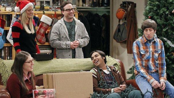 The Big Bang Theory 607