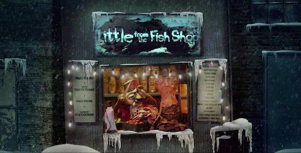 Little from the Fish Shop 607