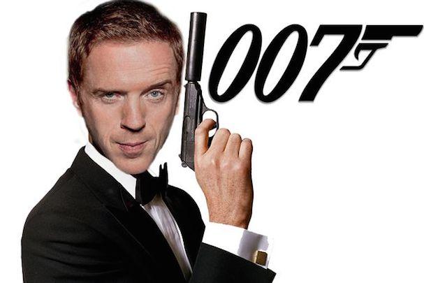 Damien Lewis 007