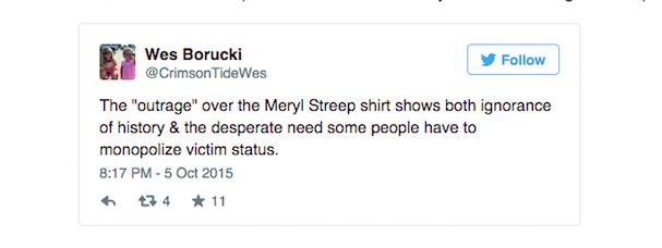 meryl streep suffragette t shirt tweet 607 5