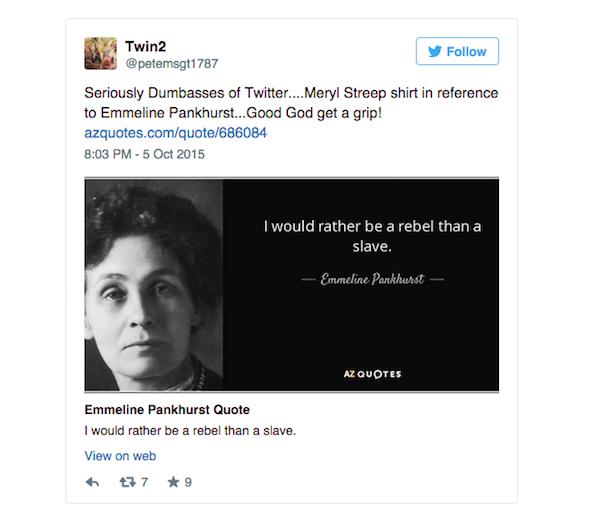 meryl streep suffragette t shirt tweet 607 6