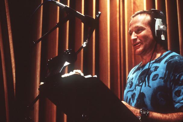 Robin Williams Aladdin 607
