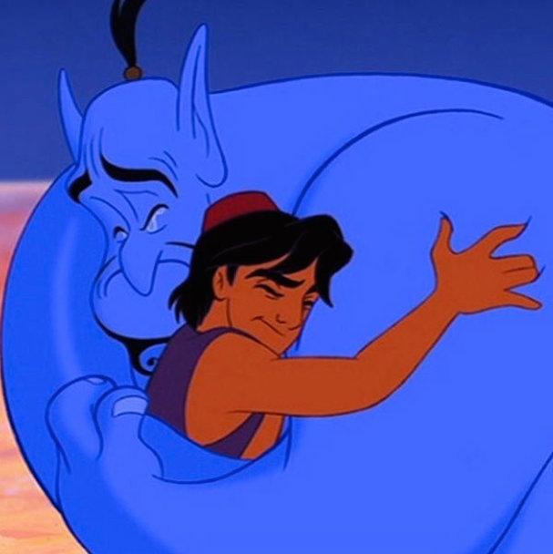 Robin Williams Aladdin 607 2