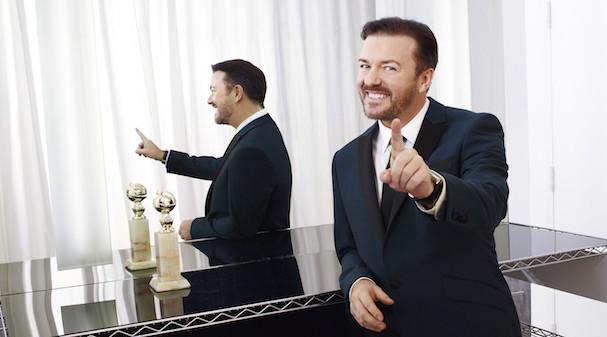 Ricky Gervais Golden Globes 607 1