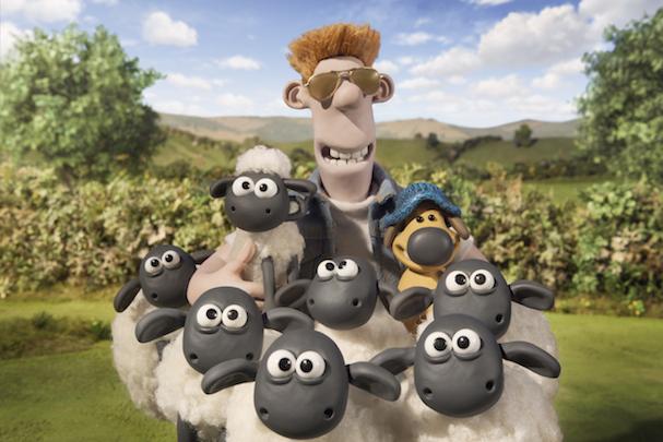 Shaun the Sheep 607