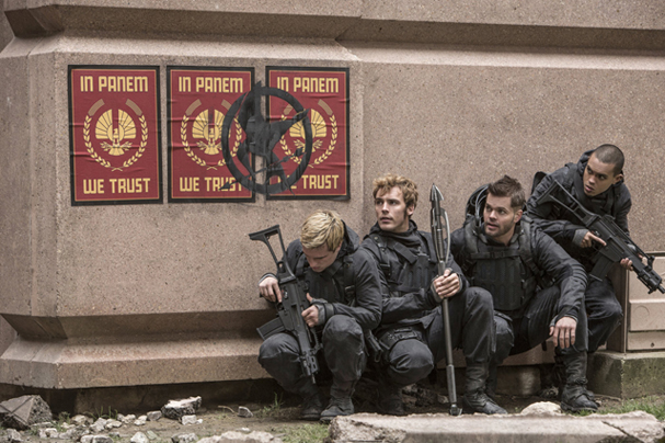 The Hunger Games - Mockingjay Part 2 607