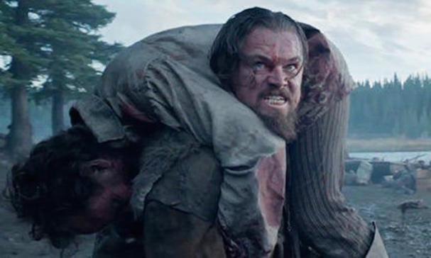 Leonardo Di Caprio The Revenant 607 2