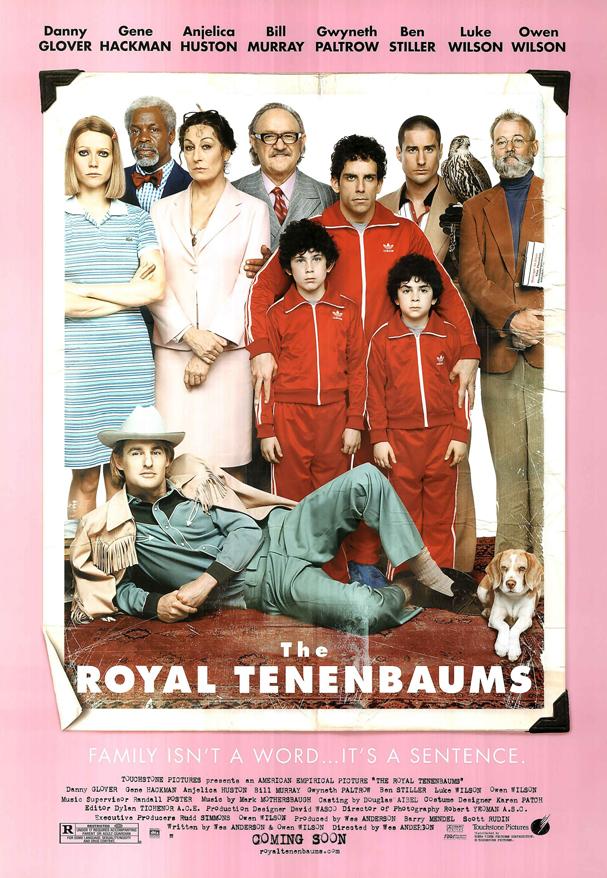 tenenbaums poster 607