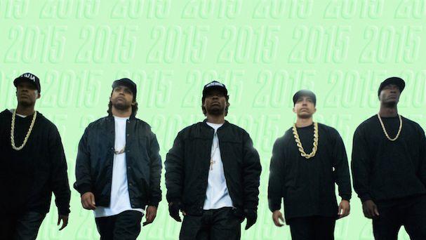 Straight Outta Compton MTV