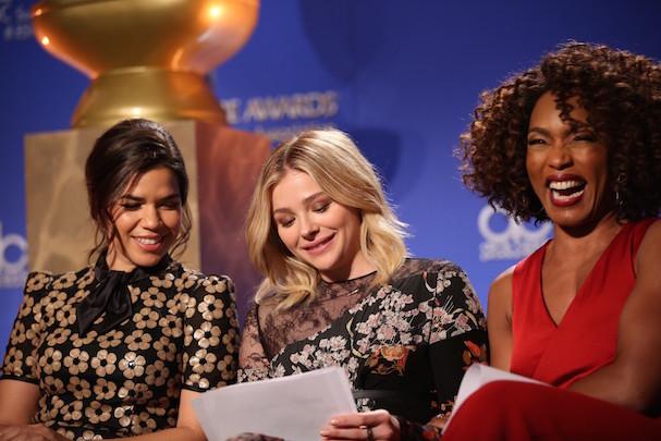 Golden Globes 2016 NOMINATIONS 607