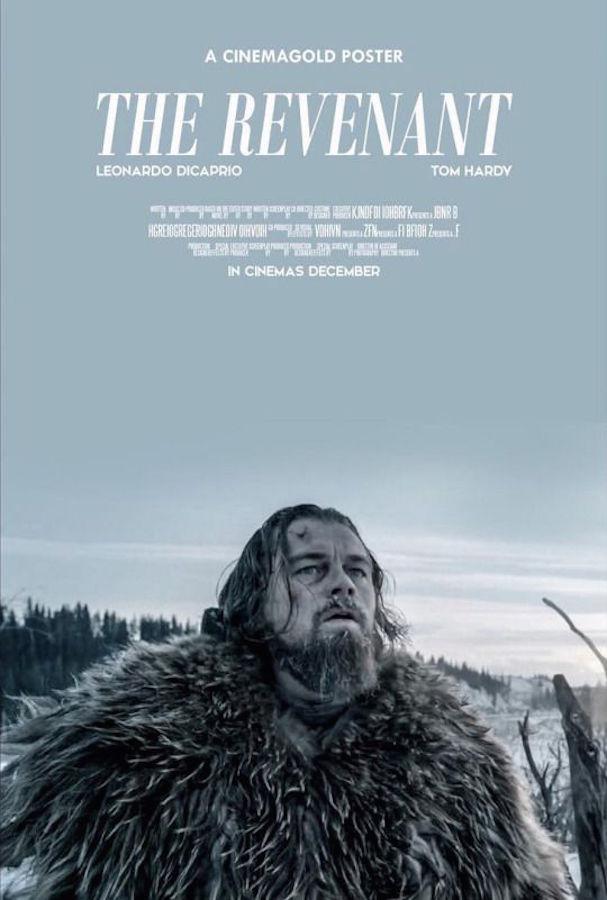Τhe Revenant poster 607