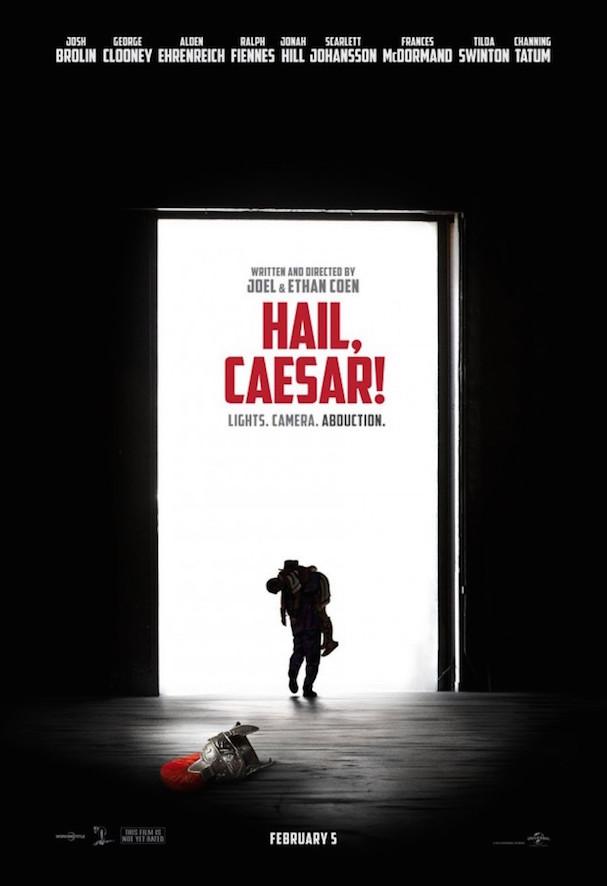 Hail Caesar poster 607