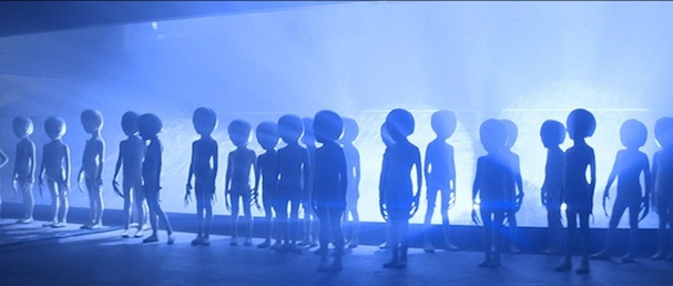 Close Encounters of the Third Kind 607