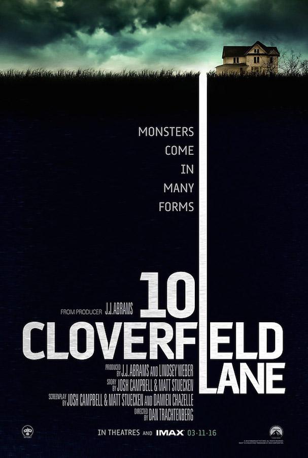 10 Cloverfield Lane Poster 607