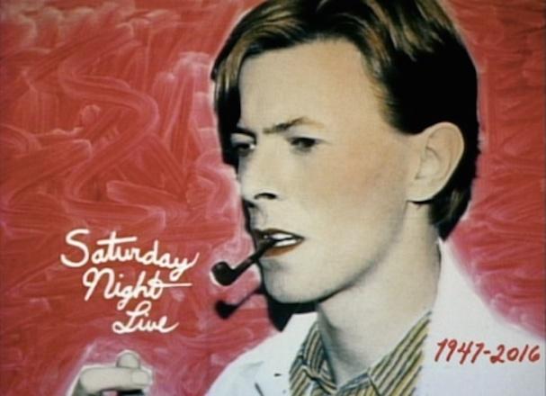 David Bowie SNL 1979