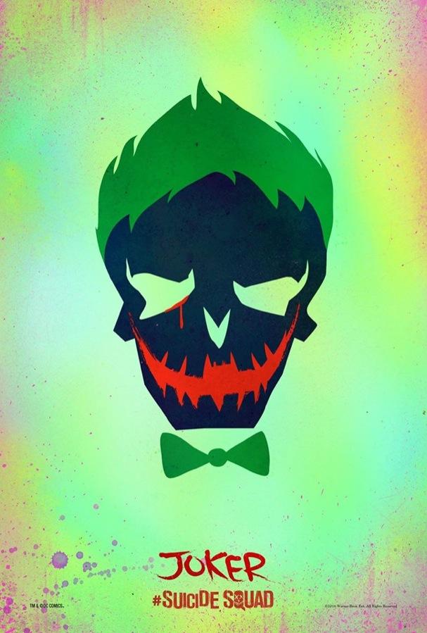 Suicide Squad Posters