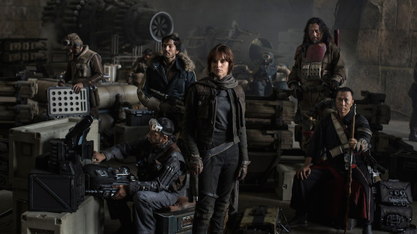 Star Wars Rogue One 607
