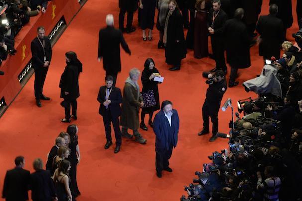 Berlinale Red Carpet Hail Caesar 607