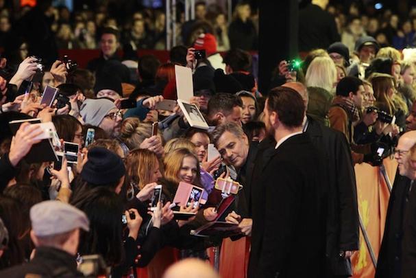 George Clooney Berlinale 2016