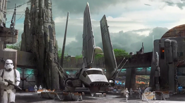 star wars park 607