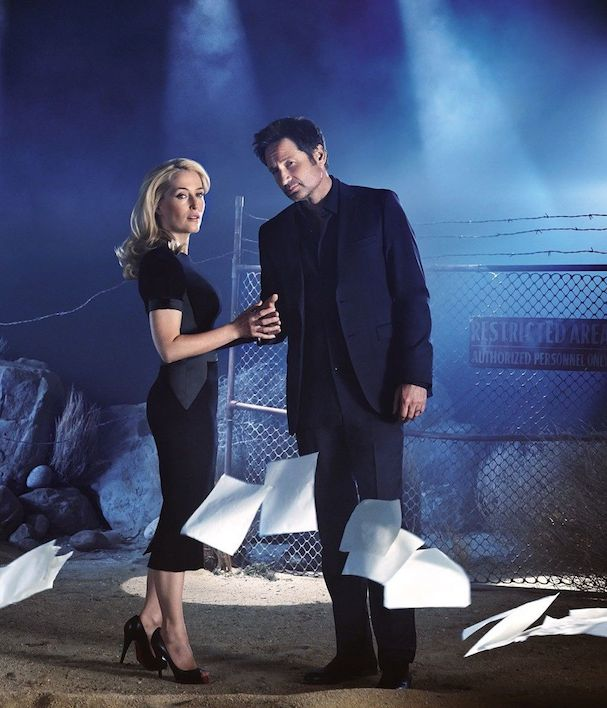 X-Files Season 10 607