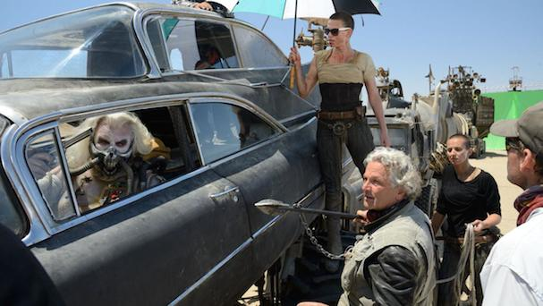 Mad Max Fury Road George Miller 607