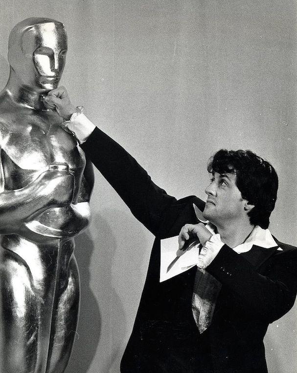 Stallone Oscars 1977