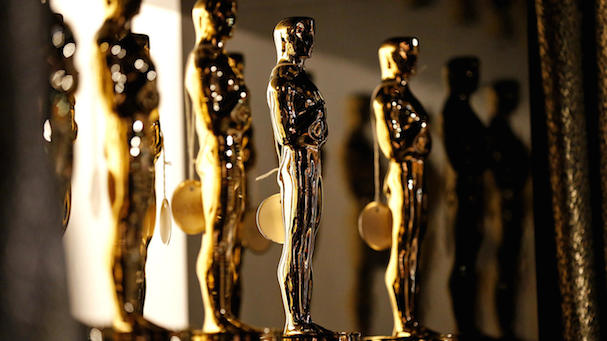 Backstage Oscars 2016 607