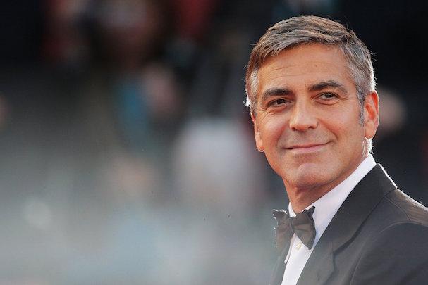 George Clooney 607 2