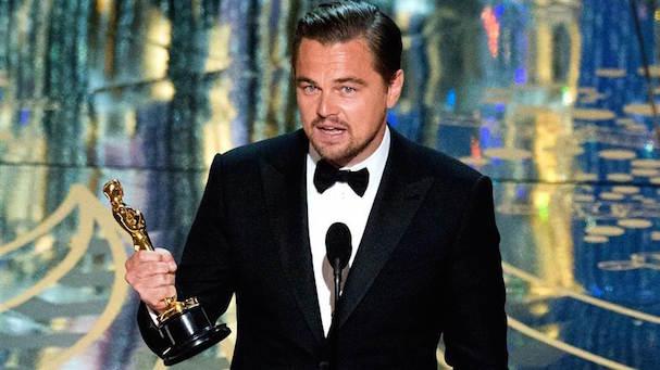 Leonardo DiCaprio Oscar 607 1