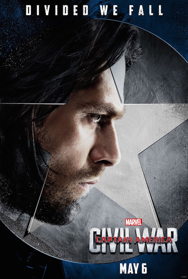 1Captain America Civil War Character Posters 607