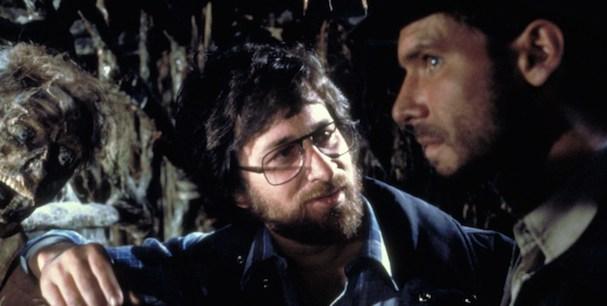 Steven Spielberg Harrison Ford 607
