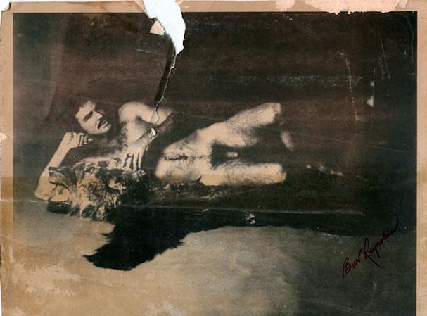 Burt Reynolds Nude