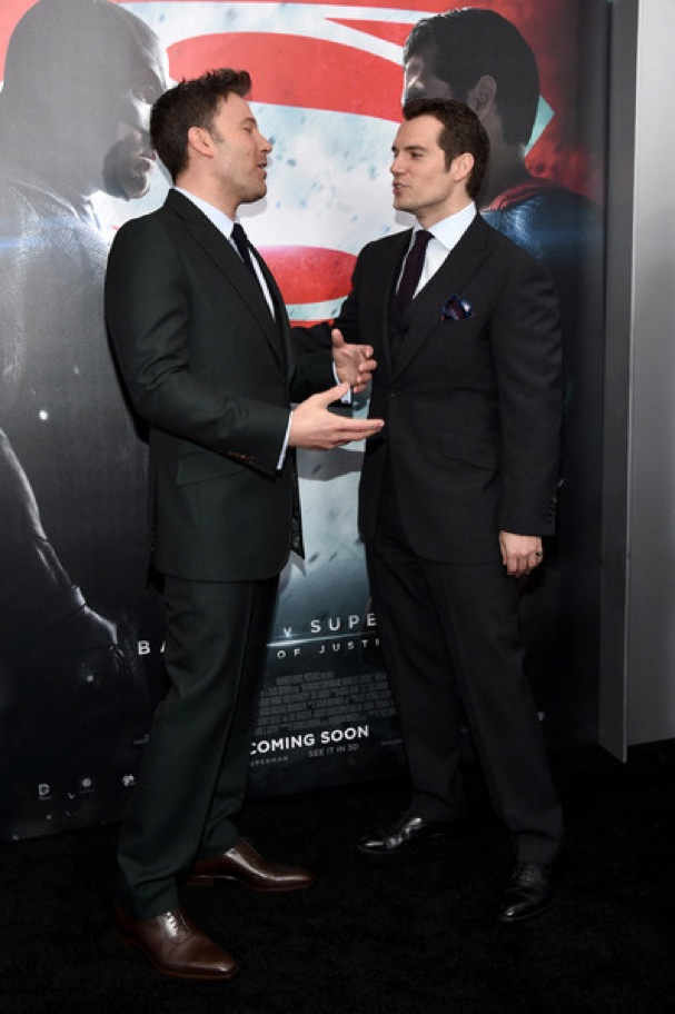 Batman v Superman: Dawn of Justice Premiere