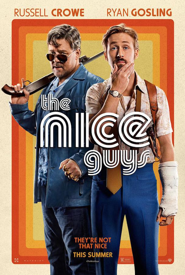 The Nice Guys Poster 607